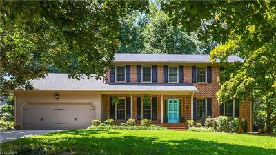 Guilford County Single Family Home For Sale: 29 Kemp Road E