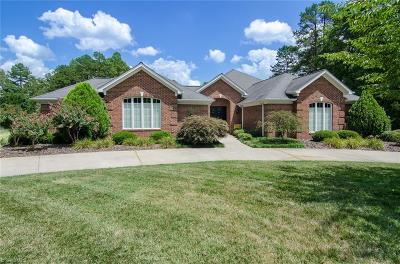 Asheboro Single Family Home For Sale: 2650 Fox Ridge Road