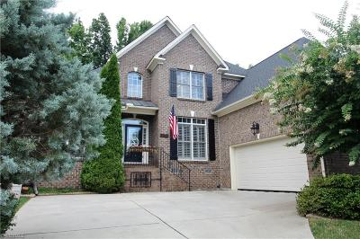 Greensboro Single Family Home For Sale: 5017 Warm Springs Point