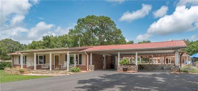 Single Family Home For Sale: 334 Pudding Ridge Road