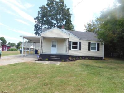 Gibsonville Single Family Home For Sale: 708 Church Street