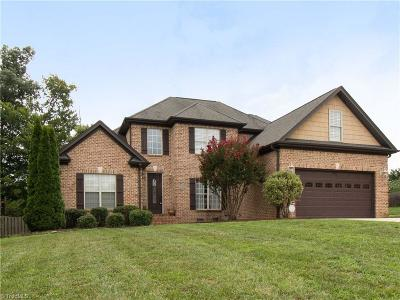 Kernersville Single Family Home For Sale: 6006 Red Oak Court