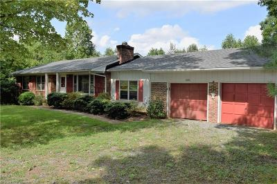 Stokesdale Single Family Home For Sale: 4383 Ellisboro Road