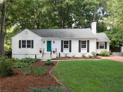 Guilford County Single Family Home For Sale: 507 Audubon Drive