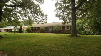 Pfafftown Single Family Home For Sale: 5631 Folkstone Road