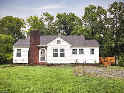Kernersville Single Family Home Due Diligence Period: 2657 Nc Highway 66