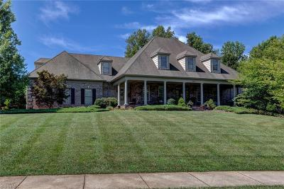Kernersville Single Family Home For Sale: 422 Copperfield Court