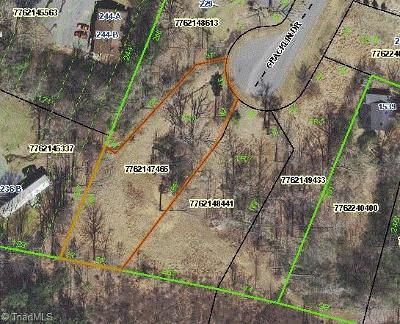 Asheboro Residential Lots & Land For Sale: 225 Cracklin Drive