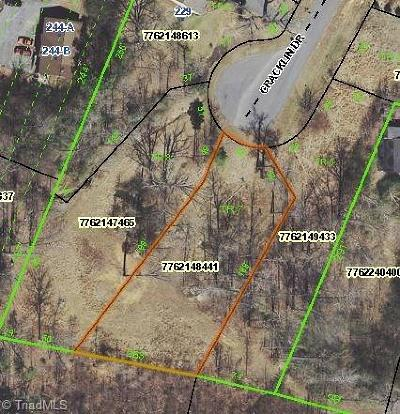 Asheboro Residential Lots & Land For Sale: 222 Cracklin Drive