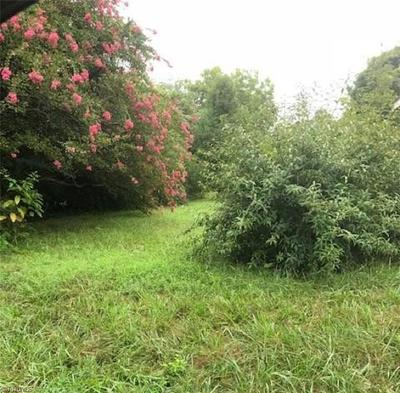 Alamance County Residential Lots & Land For Sale: 1119 Shaw Street