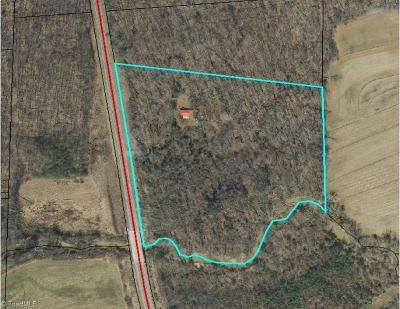 Single Family Home Due Diligence Period: 4668 Nc Highway 109