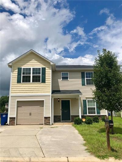 Kernersville Single Family Home Due Diligence Period: 3807 Templeton Lane
