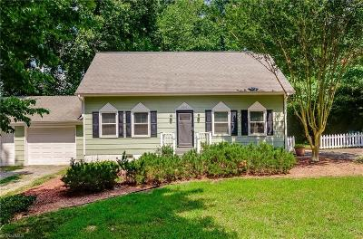 Winston Salem, Clemmons, Lewisville Single Family Home Due Diligence Period: 2057 Claxton Drive SW