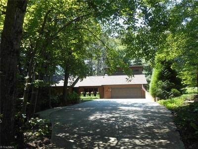 Pfafftown Single Family Home Due Diligence Period: 2572 Mount Salem Road