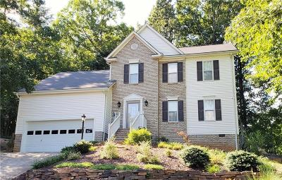 Kernersville Single Family Home Due Diligence Period: 110 Wembly Court