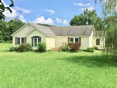 Asheboro Single Family Home Due Diligence Period: 1396 Willow Downs Court