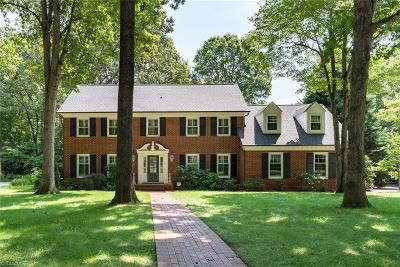 Greensboro Single Family Home For Sale: 500 Parkmont Drive