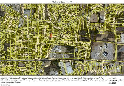 Greensboro Residential Lots & Land For Sale: 4109 Wooddale Lane