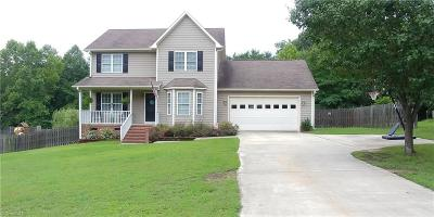 McLeansville Single Family Home Due Diligence Period: 204 Birch Creek Road