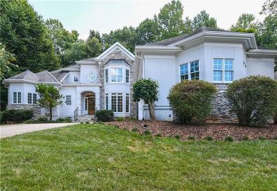 Single Family Home For Sale: 4 Rosebay Circle