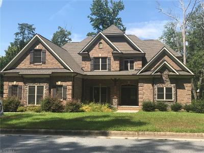 Greensboro Single Family Home For Sale: 2909 Wynnewood Drive