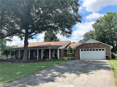 Kernersville Single Family Home Due Diligence Period: 1105 Laplata Drive
