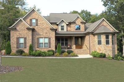 Gibsonville Single Family Home For Sale: 7007 Summertime Drive