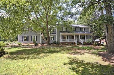 Kernersville Single Family Home For Sale: 5960 Woodfield Drive