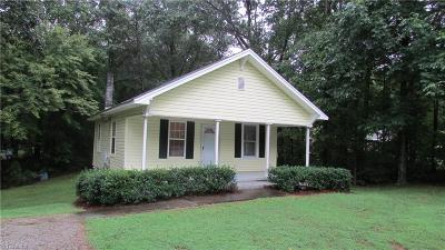 Single Family Home Sold: 3102 Huffine Mill Road