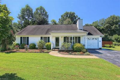 Kernersville Single Family Home Due Diligence Period: 2130 Blue Stone Lane W