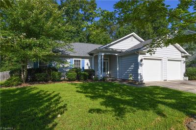 Summerfield Single Family Home Due Diligence Period: 5403 Chestnut Ridge Drive