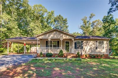Asheboro Single Family Home For Sale: 1519 Hoover Hill Road
