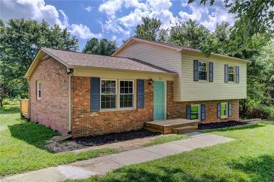 Kernersville Single Family Home For Sale: 211 Yorktown Road