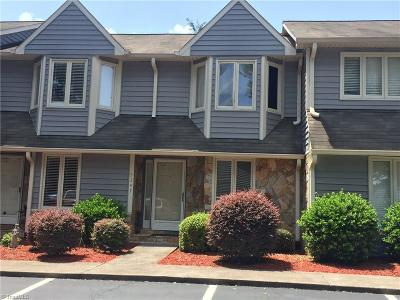 Winston Salem Condo/Townhouse Due Diligence Period: 5347 Summit Heights Drive
