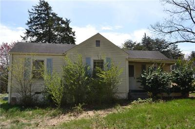 Rockingham County Single Family Home For Sale: 3094 Us Highway 158
