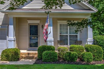 Winston Salem Single Family Home For Sale: 6059 Brookstone Ridge Drive