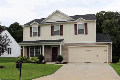 Pfafftown Single Family Home For Sale: 5911 Odenton Lane