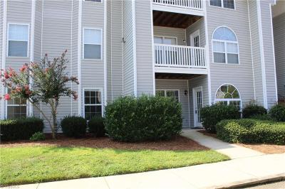 Guilford County Condo/Townhouse For Sale: 5000 Lawndale Drive #A