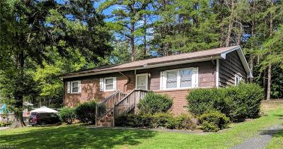 Rockingham County Single Family Home For Sale: 1014 Pine Lane