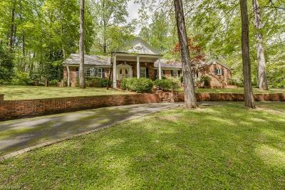 Winston Salem Single Family Home For Sale: 5050 Letchworth Place