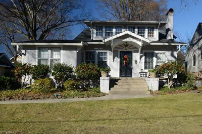 High Point Single Family Home Due Diligence Period: 522 W Parkway Avenue