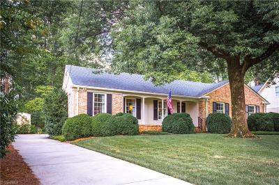 Greensboro Single Family Home For Sale: 104 Kimberly Terrace