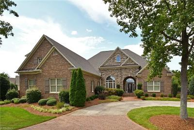 Bermuda Run NC Single Family Home For Sale: $799,900