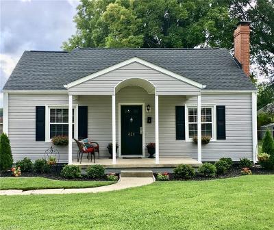 Greensboro Single Family Home For Sale: 820 5th Avenue