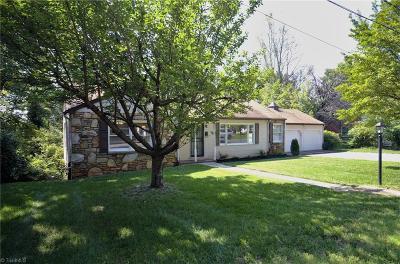 Winston Salem Single Family Home For Sale: 621 Corona Street