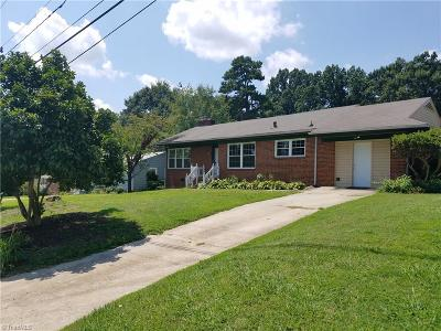 Guilford County Single Family Home For Sale: 207 Ragsdale Road