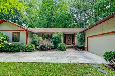 Greensboro Single Family Home For Sale: 5103 Field Horney Road