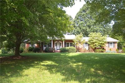 Asheboro Single Family Home For Sale: 434 Mack Road