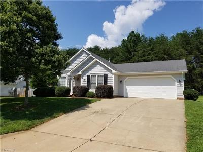 Summerfield Single Family Home Due Diligence Period: 5802 Highland Grove Drive