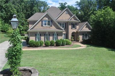 Surry County, Yadkin County, Davie County, Stokes County, Forsyth County, Davidson County, Rockingham County, Guilford County, Randolph County, Caswell County, Alamance County Single Family Home For Sale: 5902 Snow Hill Drive